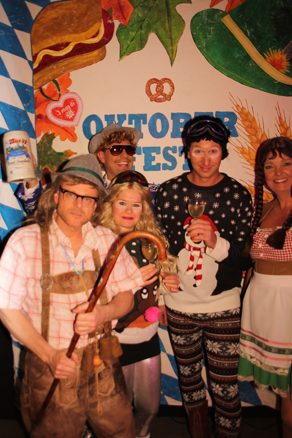Oktoberfeest organiseren themafeest organiseren BinQ Events