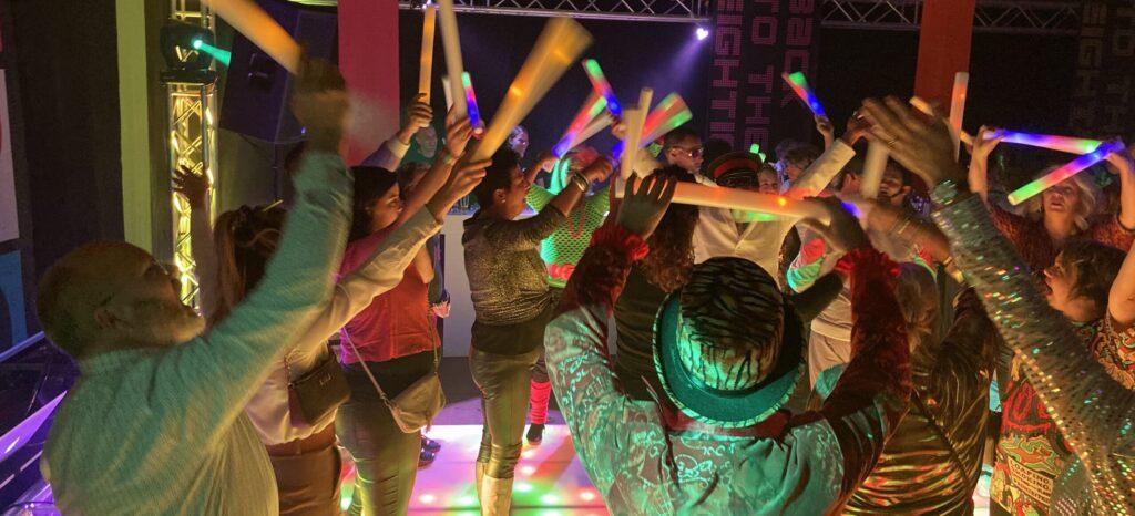 themafeest organiseren BinQ Events